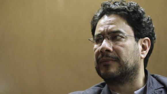 El senador y copresidente de la Comisión de Paz del Senado de Colombia, Iván Cepeda. Foto: EFE