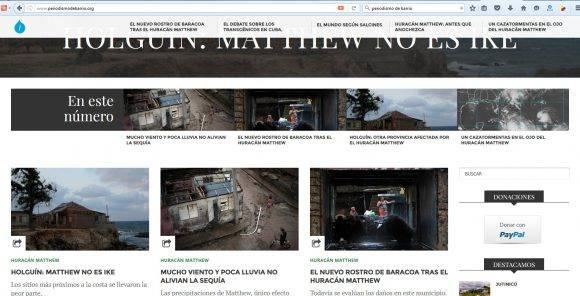 Periodismo de Barrio PayPal