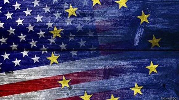 Le «siècle américain» semble venir à une fin, tout évanouissement est le «rêve européen».