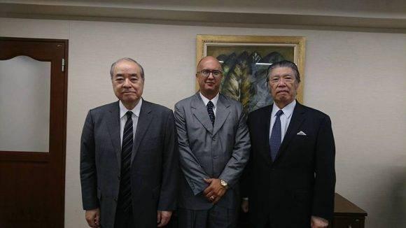 Foto: Embajada de Cuba en Japón.