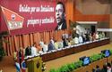Sesión final del XX Congreso de la Central de Trabajadores de Cuba (CTC)