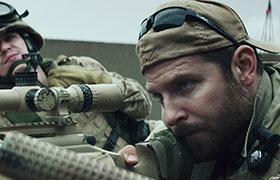 Escena de la película American Sniper