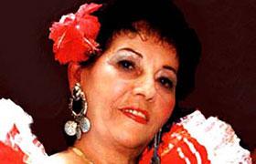 La intérprete de música campesina Celina González, en esta foto de archivo