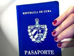 Pasaporte de la República de Cuba