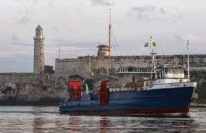 Barco Miami-La Habana no es el primero en medio siglo, como afirman los medios