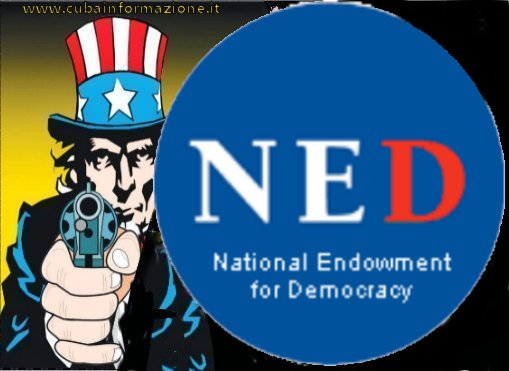 Resultado de imagen de national endowment for democracy