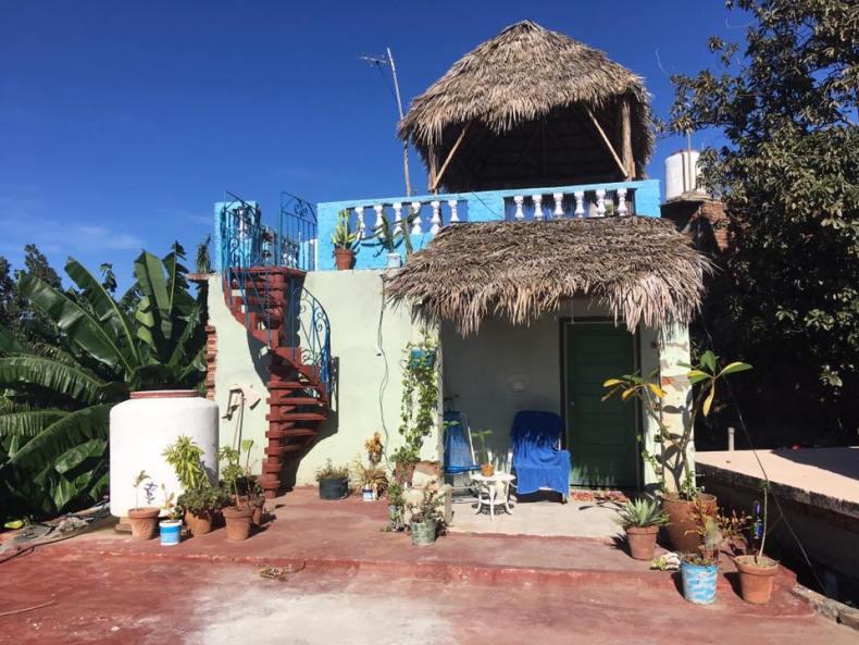 norsk gjestehus på Cuba