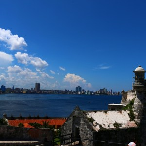 Spanish Fortress El Morro, Havana