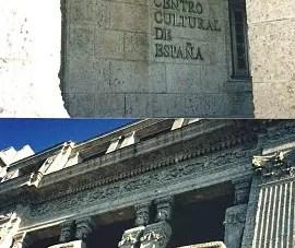 El centro cultural de España