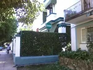 Restaurante de hijo de Ministro del Interior_foto del autor