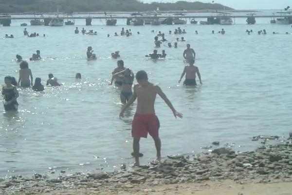 Playas pedregosas. Mariel