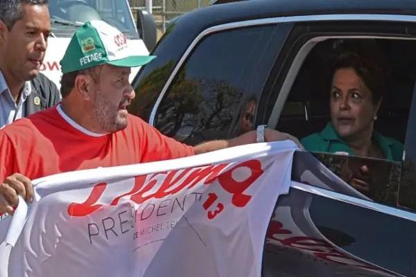 Brasil Dilma Protestas