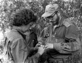 ¿Dónde están las cicatrices de guerra de Fidel Castro?