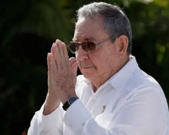 Raúl Castro (foto tomada de Internet)