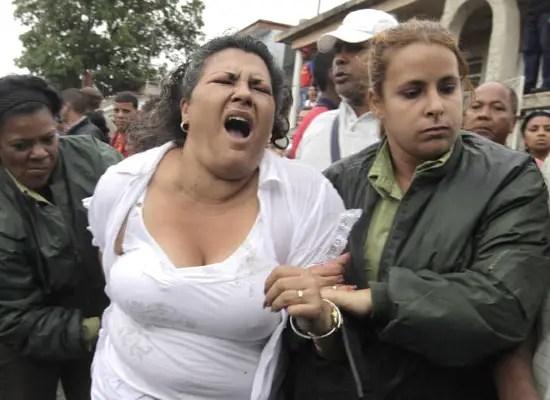 Feministas cubanas denuncian violencia del Estado contra mujeres en la Isla