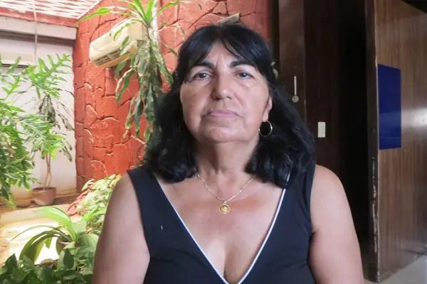Entrevista exclusiva de Ana Lupe Busto (foto del autor)