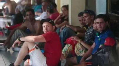 Emigrantes cubanos en Costa Rica piden ayuda a la ACNUR