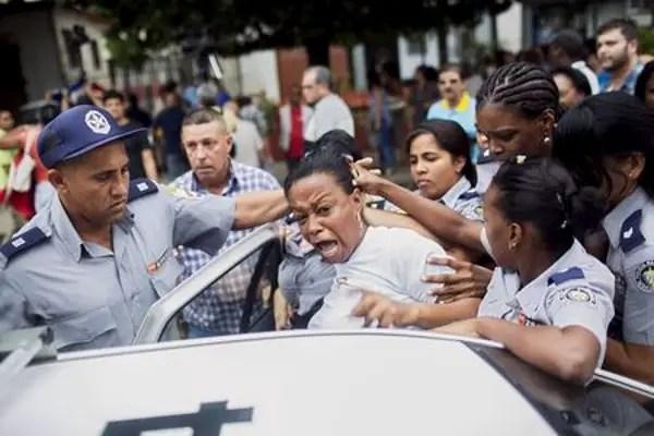 Cuba; Represión; OCDH, Consejo, Cuba