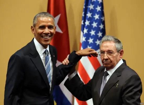 Obama, Castro, Cuba