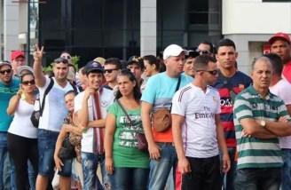 Los cubanos continúan llegando a Panamá (Foto: holaciudad.com)