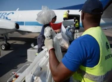 Este miércoles quedó oficialmente restablecido el servicio de correo postal entre Cuba y EE.UU. (Abel Padrón Padilla/ACN)