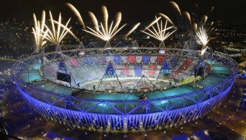 Estadio de Río de Janeiro (Foto: Mark J. Terrill/AP)