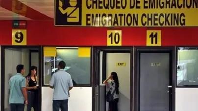 El bloqueo migratorio a los cubanos