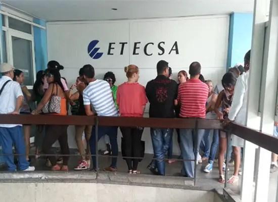ETECSA anuncia afectaciones de servicios en fin de año