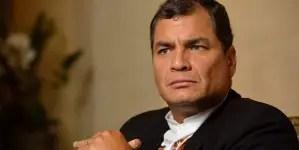 La herida sangrante de Rafael Correa