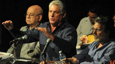 Los dirigentes cubanos deberían hablar por señas