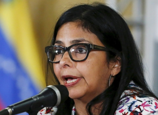 Delcy Rodríguez sí violó prohibición de entrada a España, dice Tribunal Supremo
