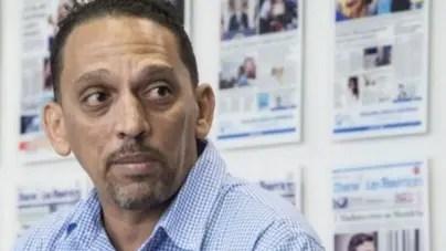 En paradero desconocido Rodríguez Lobaina, director de Palenque Visión