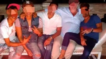 Una noche en un prostíbulo de La Habana
