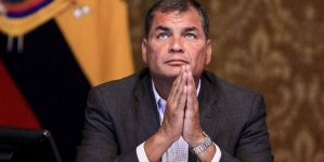 Justicia ecuatoriana solicita a Interpol notificación roja contra Rafael Correa