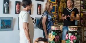 Un bazar para el arte cubano