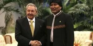 Evo Morales irá a Cuba y no volverá a Bolivia, dice ministro boliviano