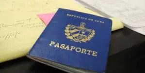 Aumenta precio de pasaporte para cubanos residentes en el exterior