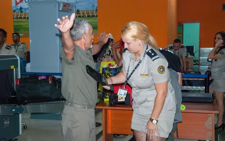 Cuba aduana