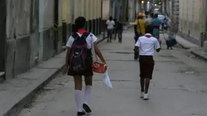 En Cuba no hay recursos para mejorar la alimentación de nuestros niños