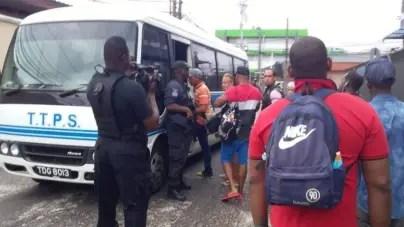 Desalojan a refugiados cubanos de sede de ACNUR en Trinidad y Tobago
