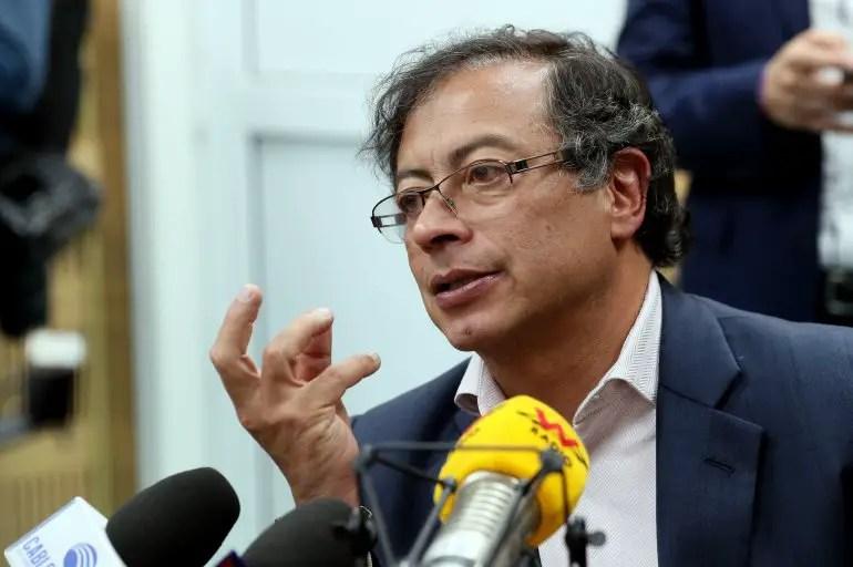 "Gustavo Petro atribuye muerte de 19 venezolanos a ""bloqueo"" de EEUU"