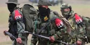 ELN niega atentado en Bogotá y acusa al gobierno colombiano de manipulación