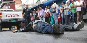 Venezuela, el país con más muertes violentas de América Latina en 2020