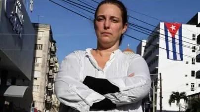 """Tania Bruguera: """"ahora sí me voy a plantar en la entrada del Ministerio de Cultura"""""""