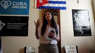 """Rosa M. Payá: """"Es un crimen contra los cubanos secuestrar ayuda humanitaria"""""""