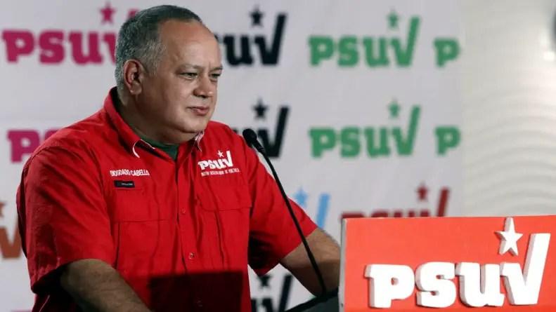 Infobae: Poco a poco Nicolás Maduro defenestró a Diosdado Cabello
