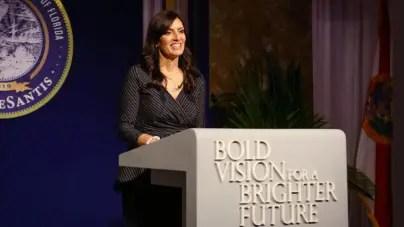 Cubanoamericana Jeanette Núñez es la mujer hispana de más alto cargo en la historia de Florida