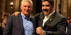 Maduro y Díaz-Canel: los peores gobernantes de América Latina, según encuesta