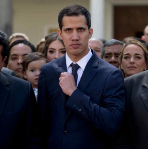UE deja de reconocer a Guaidó como presidente interino de Venezuela