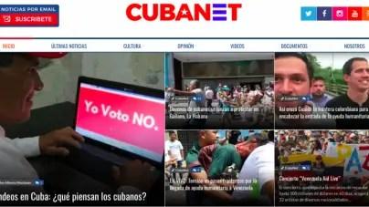 Bloquean medios digitales críticos con el Gobierno de Cuba en día del referendo